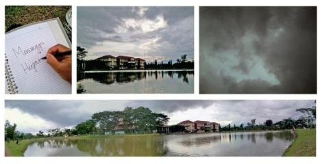 Menunggu Hujan Sore