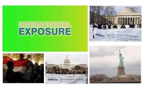 International Exposure